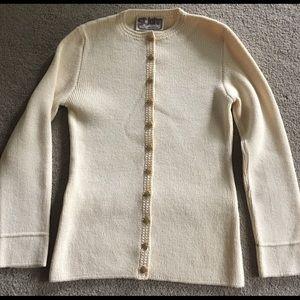 Vintage St. John Lillie Rubin sweater